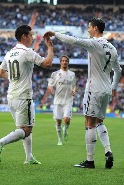 Mientras, en la fecha previa el Real Madrid derrotó sin contratie...