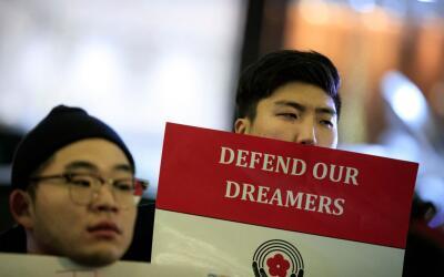Unos 800,000 dreamers están en un limbo legal que los tiene en un...