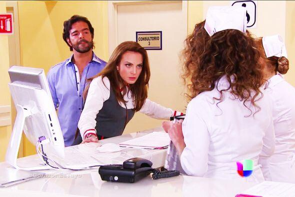 Mejor ve a ver qué le ocurre a Bruno, esas visitas al hospital son muy s...