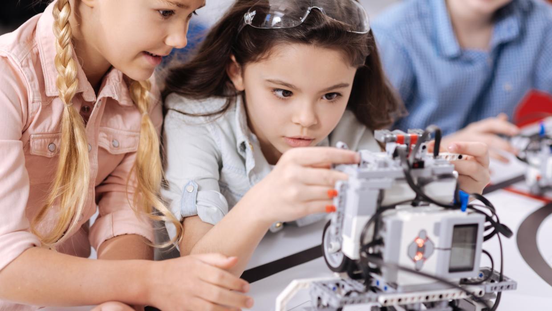Estudiar Ciencias, Tecnología, Ingeniería o Matemáticas, una fórmula par...