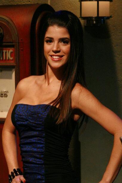 Por su sencillez y belleza se convirtió en una de las consentidas del show