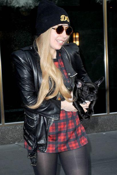 Y es que no es sorpresa para nadie, que Gaga adora 'La gran manzana'.