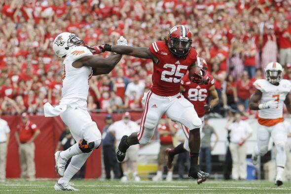 Melvin Gordon, RB Wisconsin(AP-NFL)
