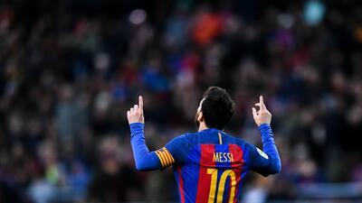 Estos son todos los récords de Lionel Messi con el Barcelona en España