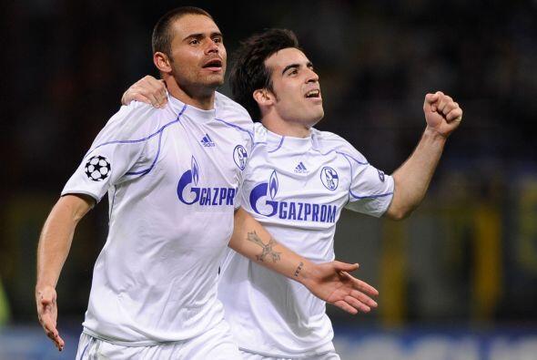 esta vez, puso el quinto gol en favor de los alemanes, que jugaban como...