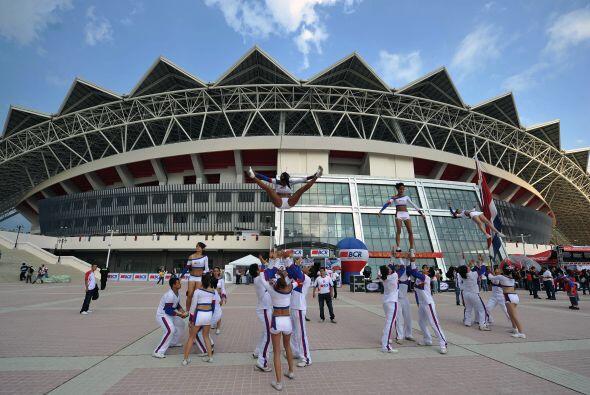 El estadio Nacional de Costa Rica. Un sueño hecho realidad con trabajo y...
