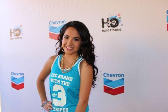 Escenario Chevron - H2O Music Festival