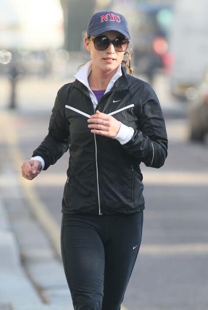 Pippa Middleton corre y corre. Más videos de Chismes aquí.