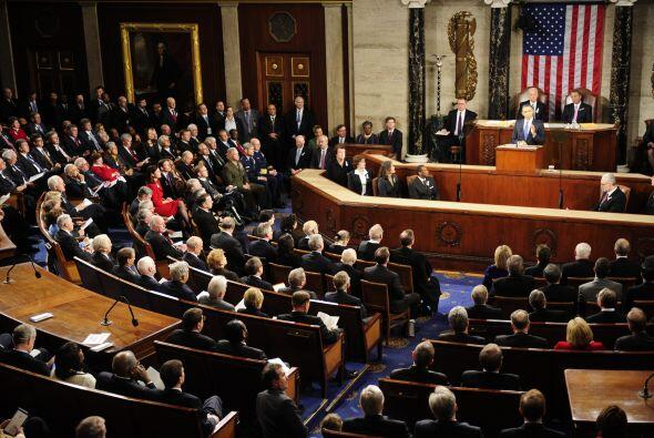 El presidente de Estados Unidos, Barack Obama, instó a su pa&iacu...
