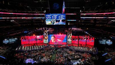 El Draft de la NFL de 2020 será en Las Vegas