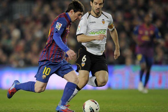 El cierre de la fecha 23 en la Liga española tuvo un partido de lujo, Ba...