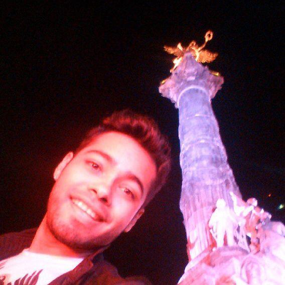 24. CIUDAD DE MÉXICO. 7 selfies por cada 100.000 habitantes. | Foto toma...