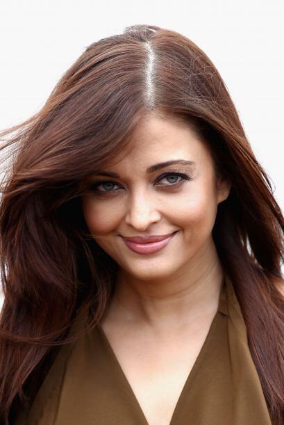 De la india, la actriz que está en boca de todos es Aishwarya Rai .