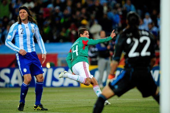 El cuarto partido del Mundial enfrentó a dos conocidos...Argentina ante...
