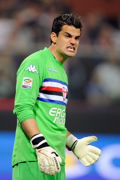 Con ello, la Sampdoria está en zona de descenso con 36 puntos con tan so...