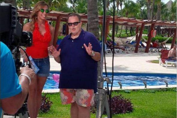 El Gordo y la Flaca desde Riviera Maya
