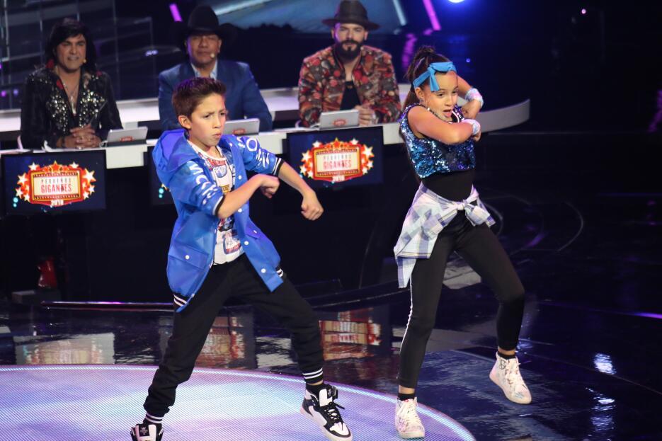 Baile Andrea y Patricio