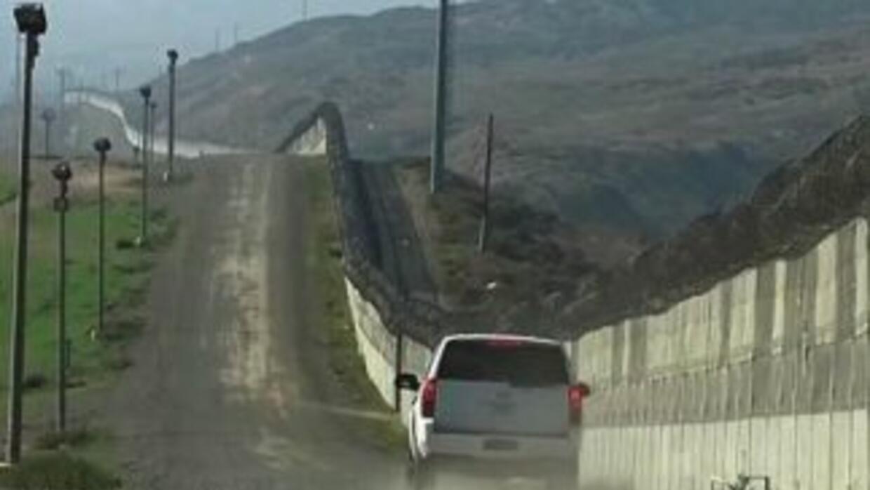 El establecimiento de la Patrulla Fronteriza de México, sería desplegada...