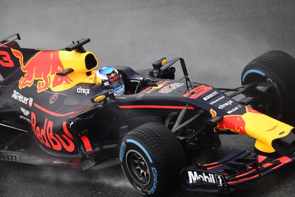 3. Daniel Ricciardo (Red Bull) - Mejor tiempo: 1:37.313 / 26 vueltas