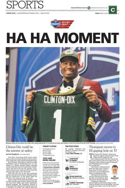 Green Bay Press-Gazette.