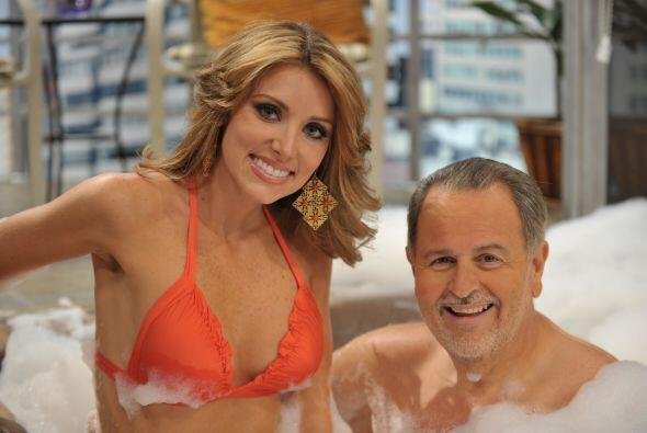Aunque la actual Miss Universo es mexicana, la anterior era una chica ve...
