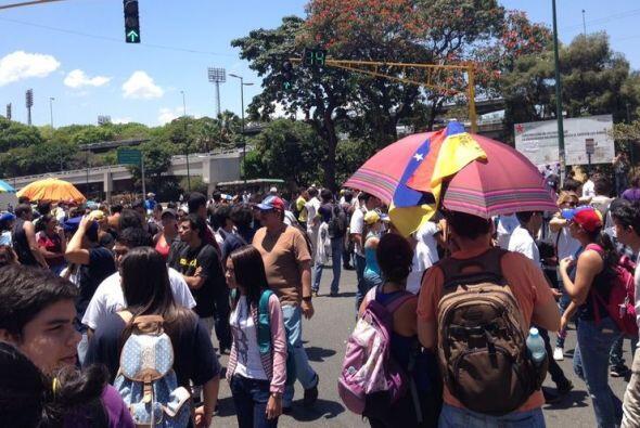 Tras un despliegue militar el lunes en el municipio opositor de Chacao (...