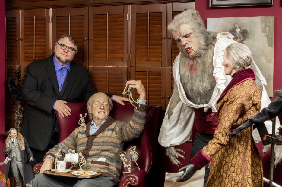 El mundo de horror de Guillermo del Toro existe en la casa llamada Bleak...