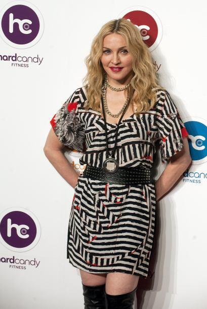 MADONNA- La reconocida cantante se ha arriesgado en cuestión de negocios...