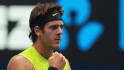 Del Potro es el cuarto tenista argentino que gana un Grand Slam después...