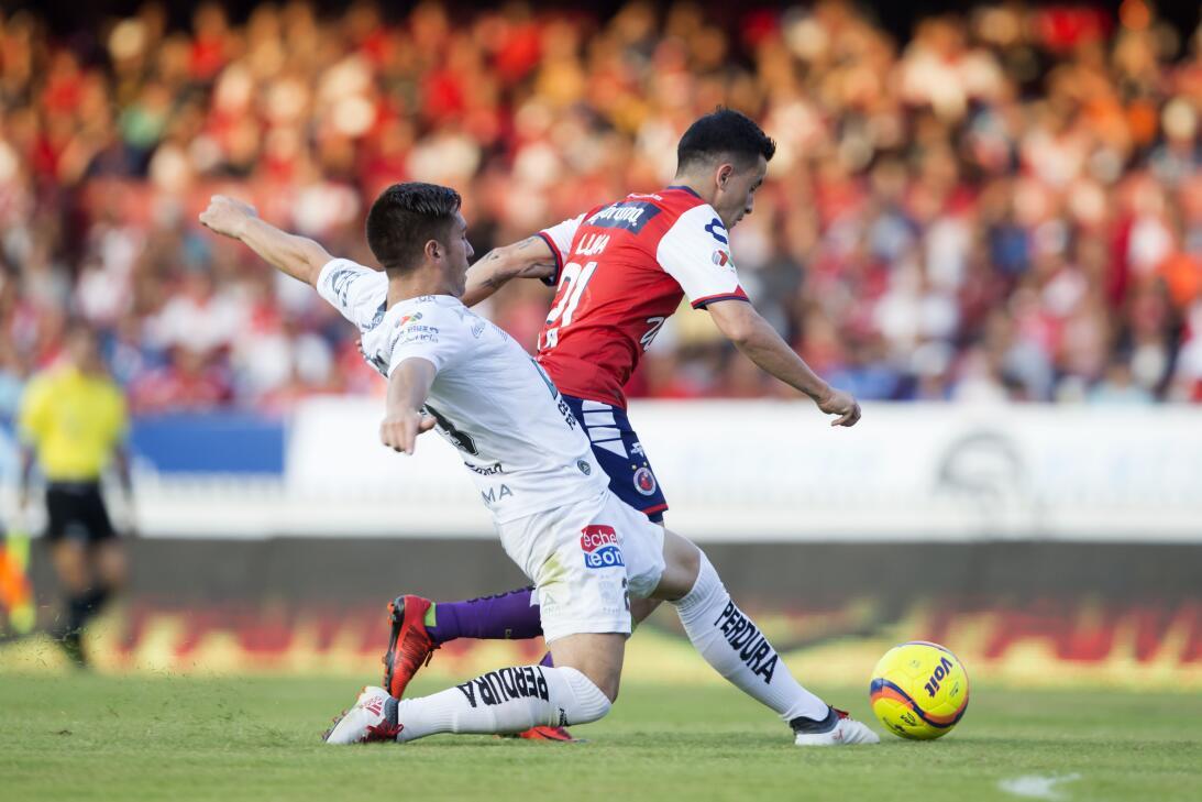 En fotos: León derrotó 1-2 a Veracruz de visitante y se mete en la pelea...