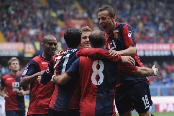 Buena victoria del Genoa.