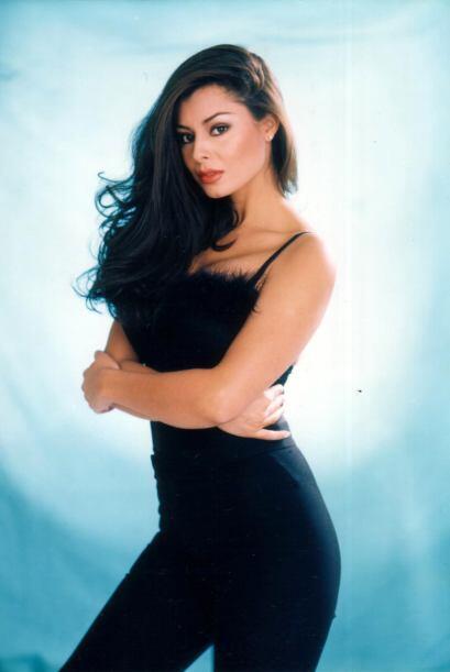 """Posteriormente entró al concurso """"Nuestra Belleza México 1994"""" represent..."""