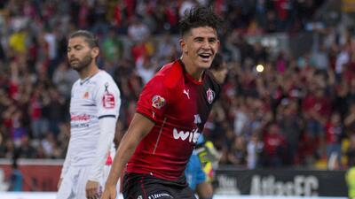 Jahir Barraza se va del fútbol mexicano