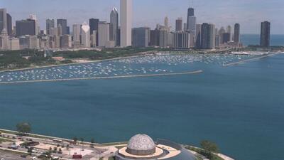 Como parte del Chicago Free Museum Day.