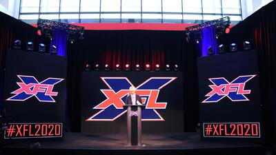 Vince McMahon bringing back XFL football