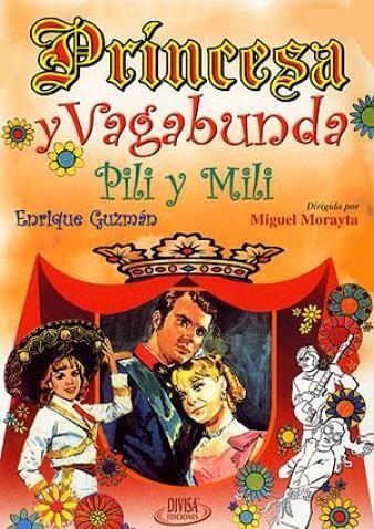 La cinta 'Princesa y Vagabunda' salió en 1970. Aquí, ha nacido el herede...