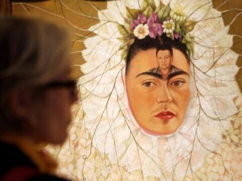 Frida Kahlo Pintora mexicana de fama mundial nacida en 1907. Se la...