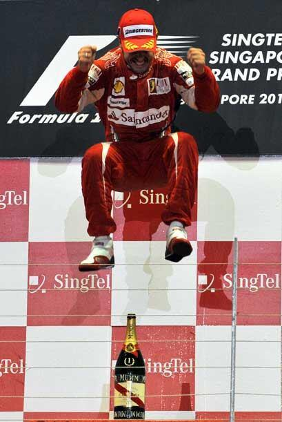 Alonso tendrá cuatro carreras más antes del final de la temporada para i...