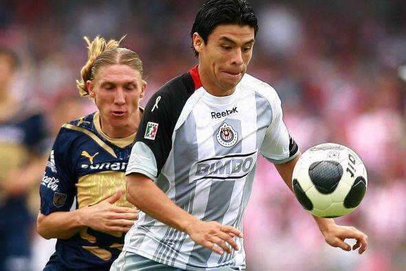 Ya en el Clausura 2009, otro 1-1 se presentó en el Olímpico Universitari...