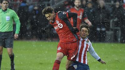 Toronto FC se prepara para jugar ante Chivas el partido más importante de su historia