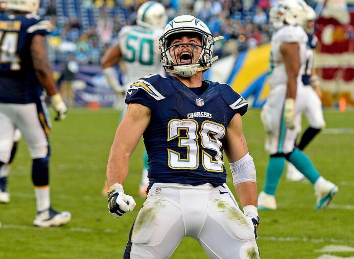 Los 30 jugadores con más puntos de fantasy en la semana 15 de la NFL 6-d...