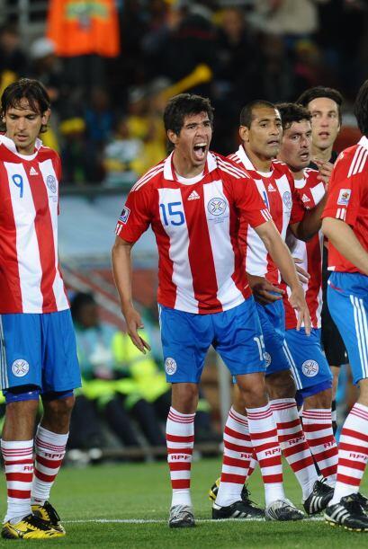 El representativo paraguayo tuvo su momento en el Mundial al quedar ubic...