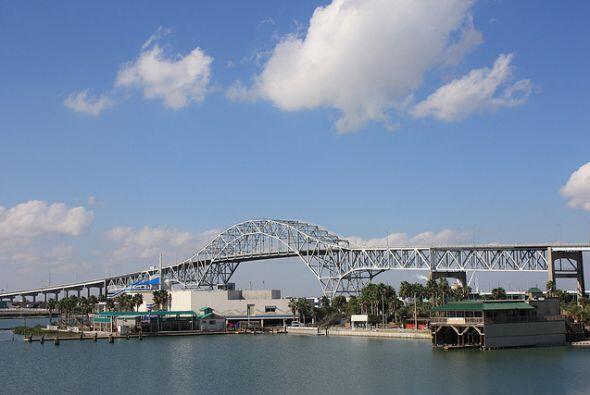 Corpus Christi es otro de los paseos que se disfrutan en Texas: ahí enco...