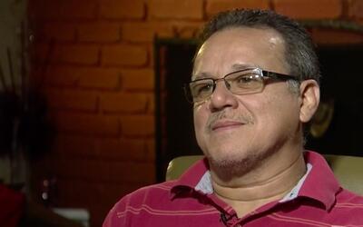 Juan Rodríguez, de 47 años, se encuentra a puertas de la d...