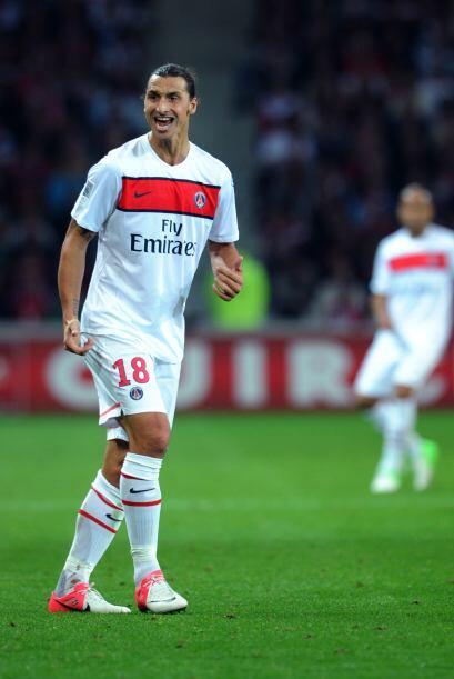 Delantero, Zlatan Ibrahimovic: Este atacante tuvo un gran fin de semana...