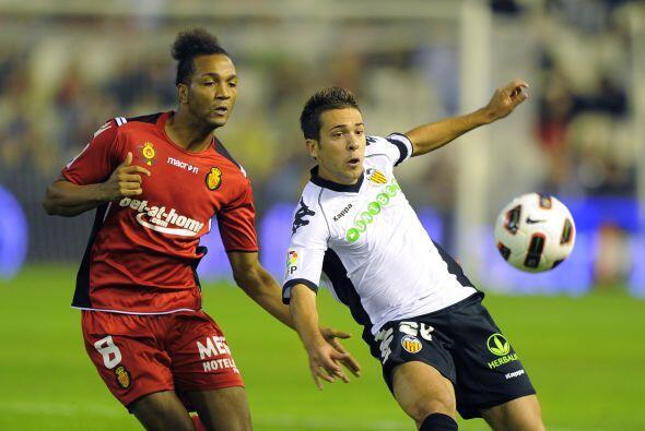 El Mallorca viajó al estadio 'Mestalla' del Valencia para enfrentar a un...