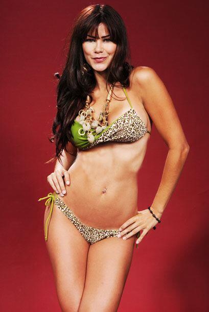 Si quieres que ella sea Miss Verano, dale tu voto en Sábado Gigante.