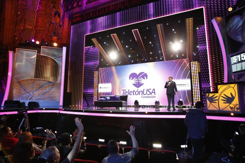 Teletón USA 2015 inicio