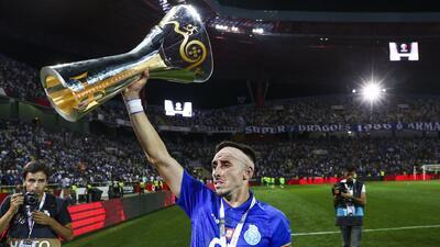 Herrera quiere ser uno de los mejores pagados de Portugal para quedarse en el Porto