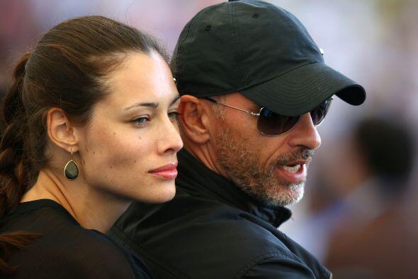 Y es que está con su amor, Marica Pellegrini. Mira aquí lo...